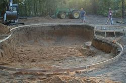 Swimming Pool Construction & Development Services