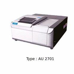 Double Beam UV VIS Spectrophotometer