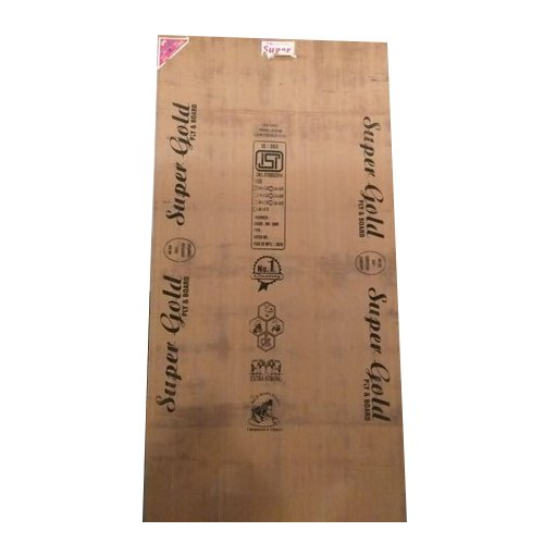 Brown Plywoods Commercial Plywood Board, Thickness: 12 To 32 Mm