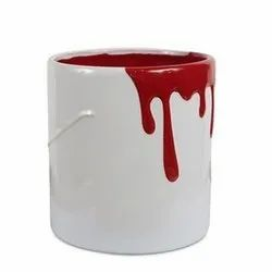 High Gloss Industrial Epoxy Paint, For Interior, Packaging Type: Bucket