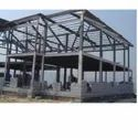 Steel Heavy Structural Fabrications