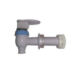 Glossy Plastic RO Water Tap