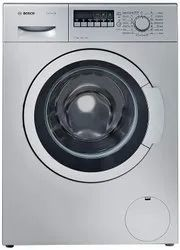 Bosch 7 kg Fully Automatic Front Load Washing Machine, WAK24268IN, Silver