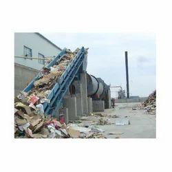 Slat Conveyor for Paper Mill