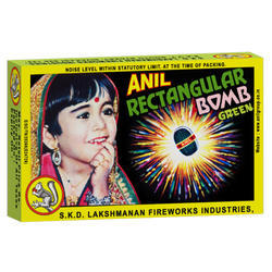 Sutali Atom Bomb Rectangular Crackers