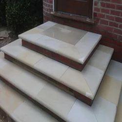 Sandstone Paving Steps