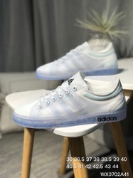 speical offer new images of los angeles Adidas Neo Off White Vucanized Men Shoes