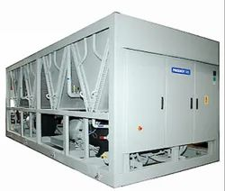 Kirloskar Air Cooled Screw Chiller