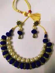 Ladies Golden Necklace