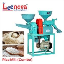 Leenova Rice Mill Combo