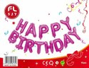 Party Happy Birthday Foil Balloons, Packaging Type: Packet