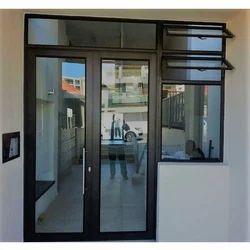 Aluminium Hinged Doors