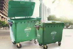 Aristo 4 Wheel Bin