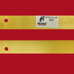 Action Yellow Edge Banding Tape