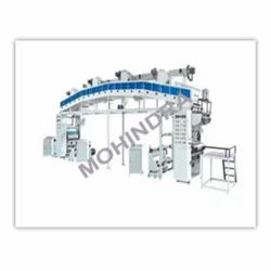 adesive tape coating machine