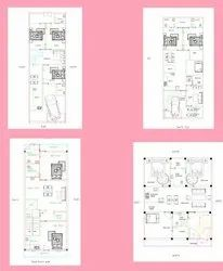 Architecture House Map Design Service