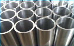 Stainless Steel Corten Steel Tubes, Size: 3
