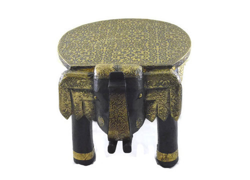 Amazing Stool Elephant Small For Decoration Eurasia Impex Gmtry Best Dining Table And Chair Ideas Images Gmtryco
