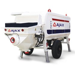 Ajax ASP 7011 Concrete Pumps