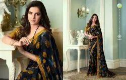Vinay Fashion's Starwalk 51 Pure Georgette Sarees