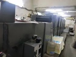 6 Color Offset Printing Machines