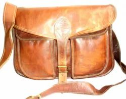 Teen''s Leather Sling Bag