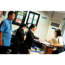 Corporate Armed Hospital Security Service, in Client Side