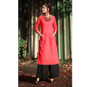 Simple Party Wear Kurti
