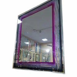 Multicolored Colour Mirror Glass