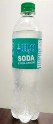 H2o Extra Strong Soda ( 600 mL) Box ( 18 Bottles), Packaging Type: Bottle