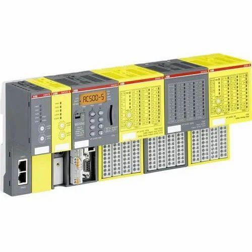 ABB AC500-S PLC, ABB AC500-S पीएलसी - View