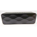 Black Bluetooth Speaker, Size: Medium