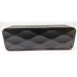 Black Bluetooth Speaker, Size: Medium