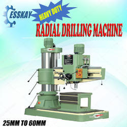 Auto Feed Radial Drilling Machine