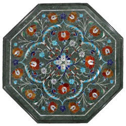 Pietra Dura Dining Table Top