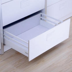 Double Railing Drawer
