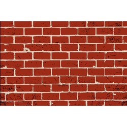 Red Side Wall Clay Brick