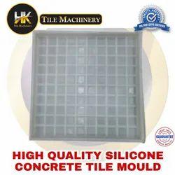 High Quality Silicon Concrete Tile Moulds