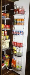 PFS-107 Wood and Wire Pantry