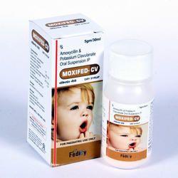 Amoxycillin 200 Mg Potassium Clavulanate 28.5 Mg Dry Syrup
