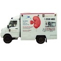 Mobile Dialysis Vehicle