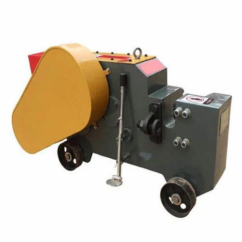 Hydraulic Rod Cutting Machine