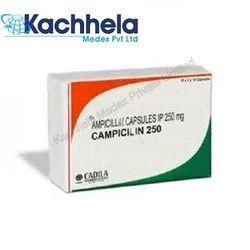 Campicillin 500mg Capsule