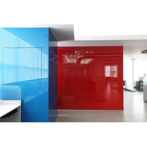 Birkan Lacquered Glass