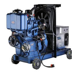 Water Cooling Double Cylinder Diesel Generator
