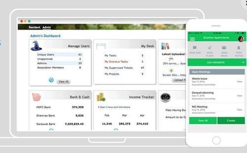 Adda India Online Apartment Management Software