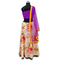 CROPTOP WITH DUPATTA PARTY WEAR FESTIVE WEAR WEDDING