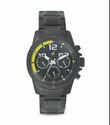 Fastrack Round Casual Nl3169nm01 Loophole Analog Watch For Men