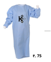Disposable & Isolation Gown 60 Gsm - Kinkob