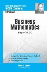 B Com Course Book